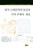 [현대문학] 한국 근대문학의 유인과 미적 주체의 좌표